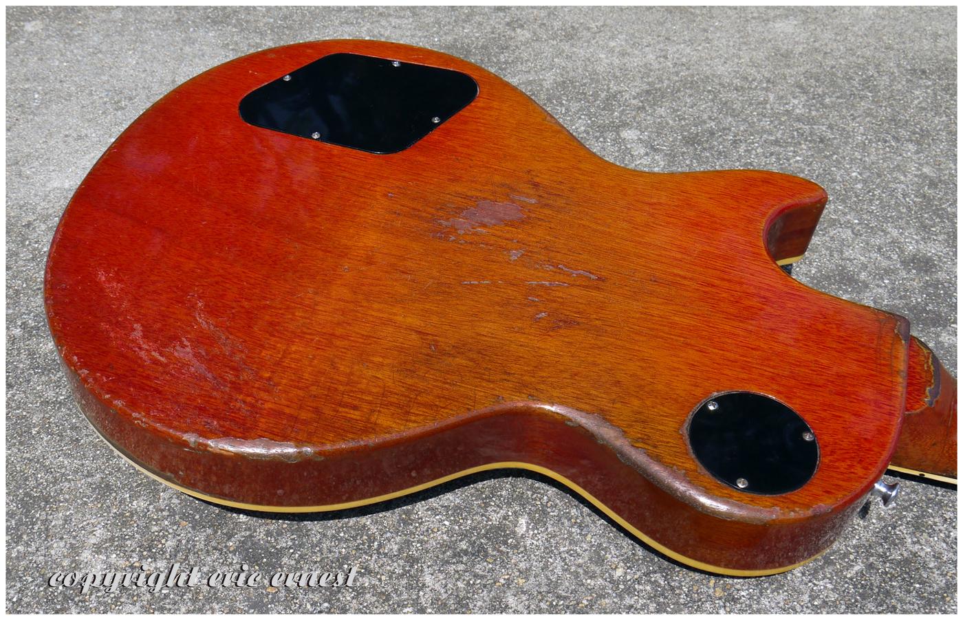 1959 gibson les paul standard guitar guitar collection memphis mojo burst 1958 1960 burst 58 59. Black Bedroom Furniture Sets. Home Design Ideas