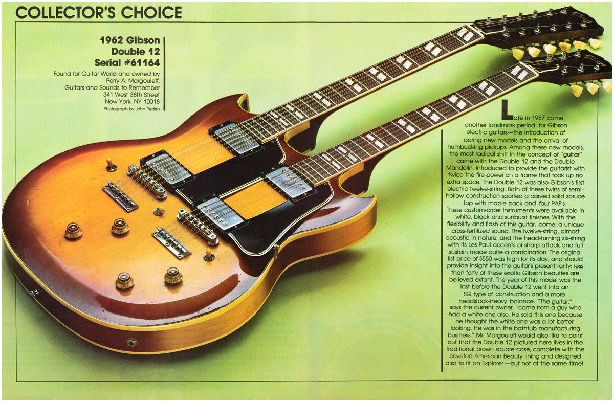 vintage gibson neck guitars ems1235 eds1275 ebs1250. Black Bedroom Furniture Sets. Home Design Ideas
