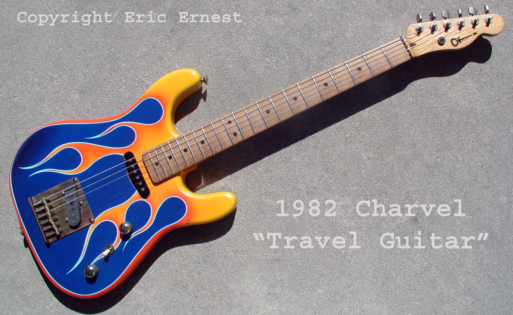 Charvel San Dimas EVH Van Halen 1978 1979 1980 1981 1982 Boogie