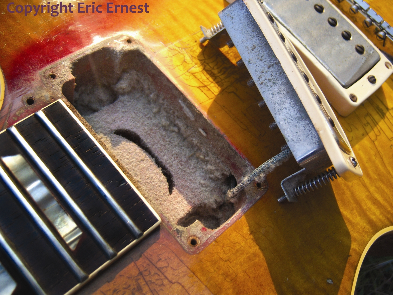 1958 1959 1960 Gibson Guitars Les Paul Standard vintage Flying V ES-335  photos of Les Pauls