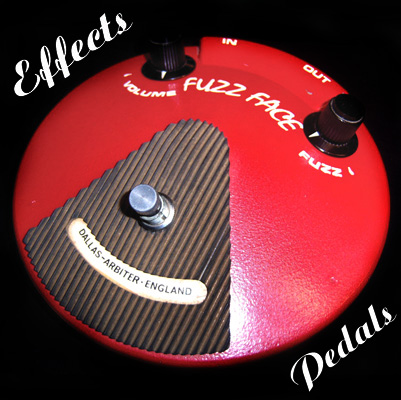 Vintage Guitar Effects